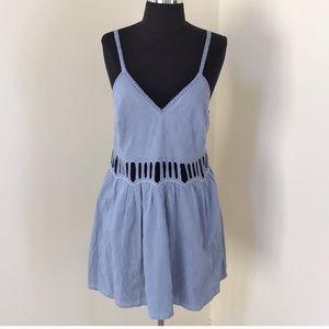 NWT The Jetset Diaries Jasmina Blue Dress Small